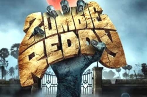 zombie reddy movie title announcement