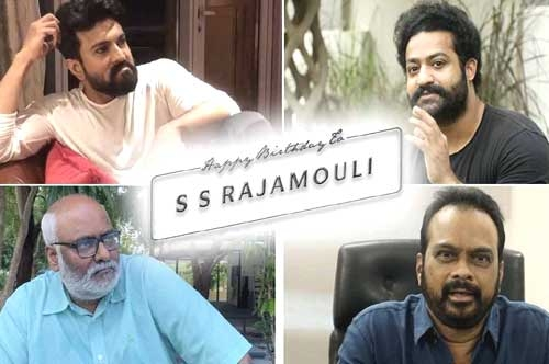ss rajamouli birthday special video