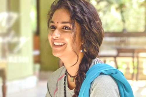 keerthy suresh birthday special video