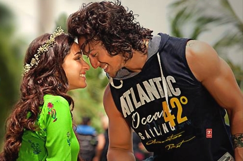 girl i need you video song baaghi