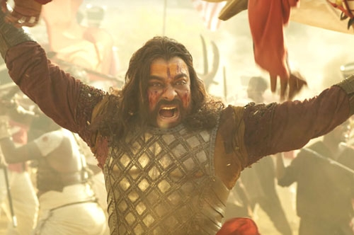 sye raa movie trailer 2 the battlefield