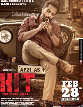 HIT Movie Review, Rating, Story, Cast & Crew