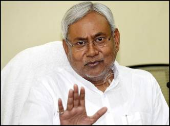 Bihar CM Nitish denies Lalu's charge