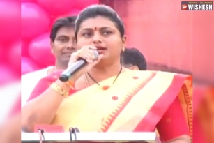 AP Cabinet Shuffle: Roja Turning Home Minister?