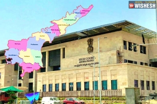 AP High Court Orders Stay On Three Capitals Bill