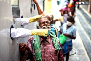 AP Continues to Report Less Number of Coronavirus Cases