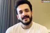 Akhil Akkineni with Anil Ravipudi, Anil Ravipudi new movie, akhil akkineni signs a new project, Vip