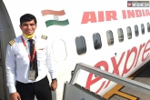 Akhilesh Kumar, The Co-pilot of Air India Crash Flight Leaves his Pregnant Wife Behind
