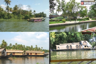 "Alleppey - ""Backwaters, Beaches and Lagoons - Venice of the East"""