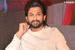 Allu Arjun is now Covid negative