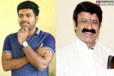 Balakrishna, Balakrishna, after f3 anil ravipudi to direct balakrishna, Vip
