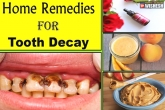 Ayurveda For Healthy Teeth, Cavity And Tooth Decay, 7 amazing ayurvedic home remedies for cavity and tooth decay, Home remedies