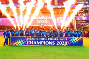 BCCI Earns Rs 4000 Cr Through IPL 2020