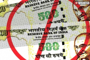 Opposition To Observe Nov 8 As Black Day To Protest Note Ban