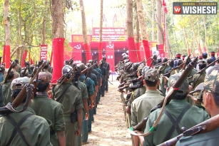 CPI Maoist Commander Surrenders To Telangana Police