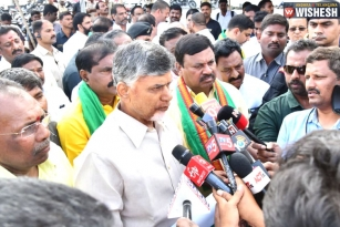 Chandra Babu Calls it a Black Day for Andhra Pradesh