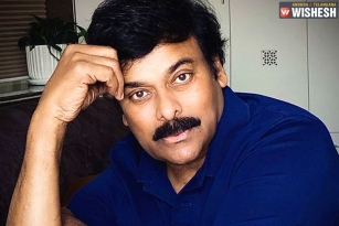 Chiranjeevi Completes Three Action Episodes For Acharya