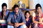 movie releases date, Drishyam songs, drishyam movie review and ratings, Ajay devgn