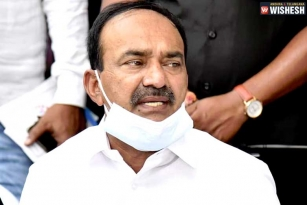 Etala Rajendar removed from the Telangana Cabinet