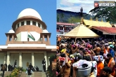 Sabarimala temple news, Sabarimala temple latest updates, supreme court orders for an exclusive law for sabarimala, Women