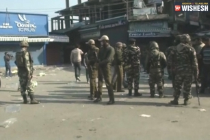 25 Injured in a Grenade Attack in Srinagar