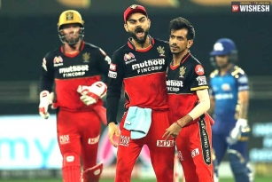 IPL 2020: RCB Beats MI in a Super Over Game