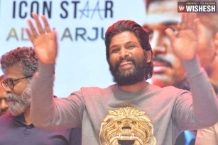 Birthday boy Allu Arjun has a new Tag