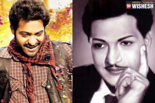 JR NTR To Reprise Grandfather NTR's Role In Savitri Biopic?