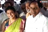 YSRCP, KCR with Roja, my 100 cooperation to andhra pradesh says kcr, Trs