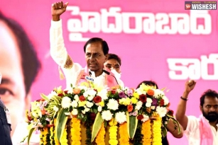 KCR Allocates Rs 10,000 Cr Budget per year for Hyderabad Drainage Development