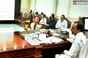 KCR Suggests Changes in Telangana Secretariat Design
