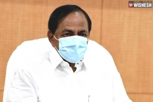 KCR tested negative for Coronavirus