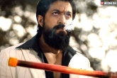 KGF: Chapter 2 updates, KGF: Chapter 2, kgf chapter 2 teaser created a sensation, Prashanth neel
