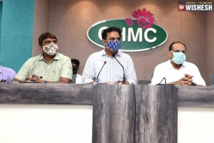 KTR puts GHMC Officials Alerted ahead of Heavy Rains for Hyderabad