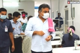 KTR news, KTR twitter, ktr issues a clarity about his health, Latest updates