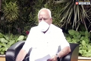 Karnataka CM Yediyurappa Goes Into Self-Quarantine