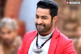 NTR announces his Upcoming Projects