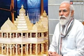 Ayodhya temple ceremony time, Ayodhya temple ceremony latest, narendra modi and 50 vips to attend ayodhya temple ceremony, Vip