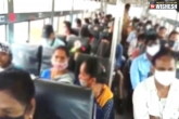 No Social Distancing Rules to be Followed in APSRTC Buses