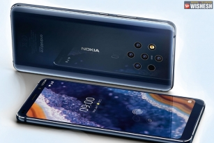 Nokia 9 Pureview With Five Rear Cameras Launched