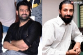 Biggest News Of The Year: Prabhas And Nag Ashwin To Work Together