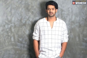 Prabhas In Talks With A National PR Team