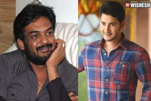 Puri Jagannadh To Direct Mahesh Babu?