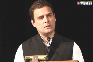 Rahul Gandhi Accuses Modi Of Opening Up Space For Terrorists In J-K