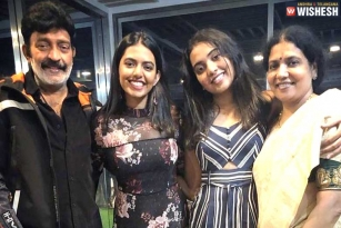 Rajasekhar and his Family Tested Positive for Coronavirus