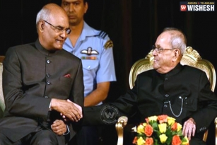 Ram Nath Kovind's Swearing-In Today