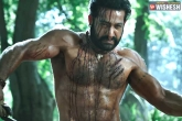 Ramaraju for Bheem, NTR, ramaraju for bheem ntr wows with his transformation, Ntr