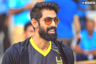 Hollywood Production House Coming Up For Rana Daggubati