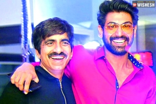 Ravi Teja And Rana Joining Hands For A Multi-Starrer