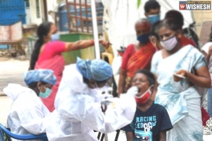 Record Number of New Cases of Coronavirus Registered in Andhra Pradesh